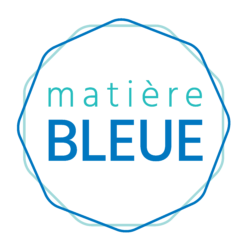 Matière bleue